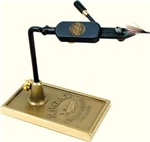 Regal Rotary Vise w/ Heavy Bronze Pedestal Base