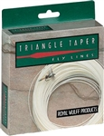 Royal Wulff Triangle Taper trout line