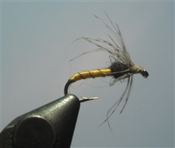 Soft Hackle Partridge Amp Yellow