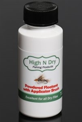 High N Dry Powdered Floatant with applicator brush