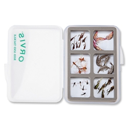 Orvis Super Slim Shirt Pocket Compartment Fly Box