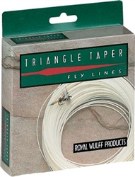 Royal Wulff Triangle Taper fly line