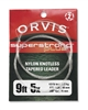 Orvis Super Strong Plus Knotless Leader  12'
